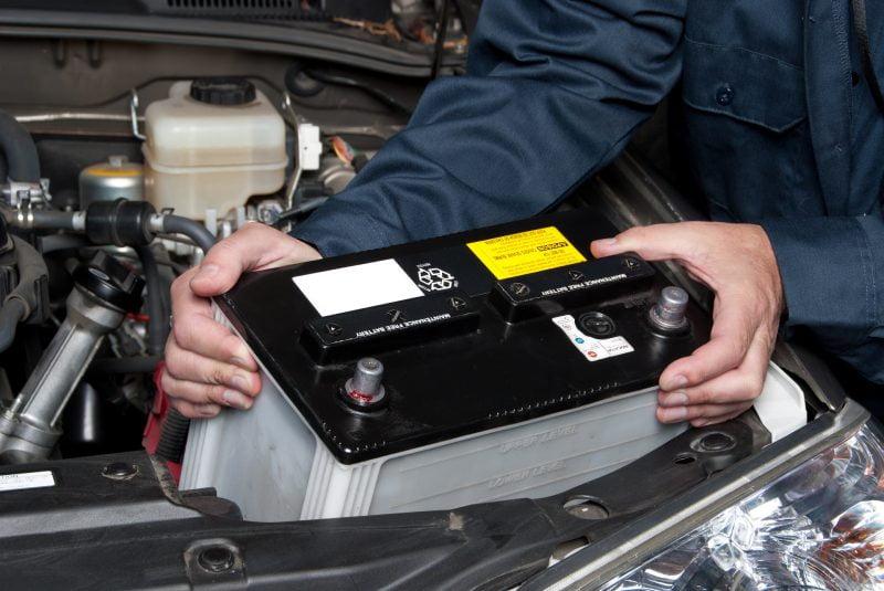 type de batterie de voiture