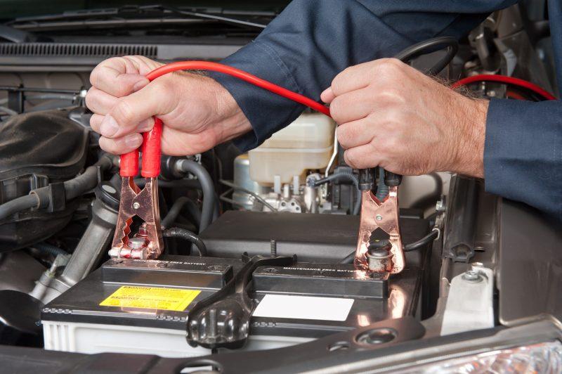 cable pince de batterie