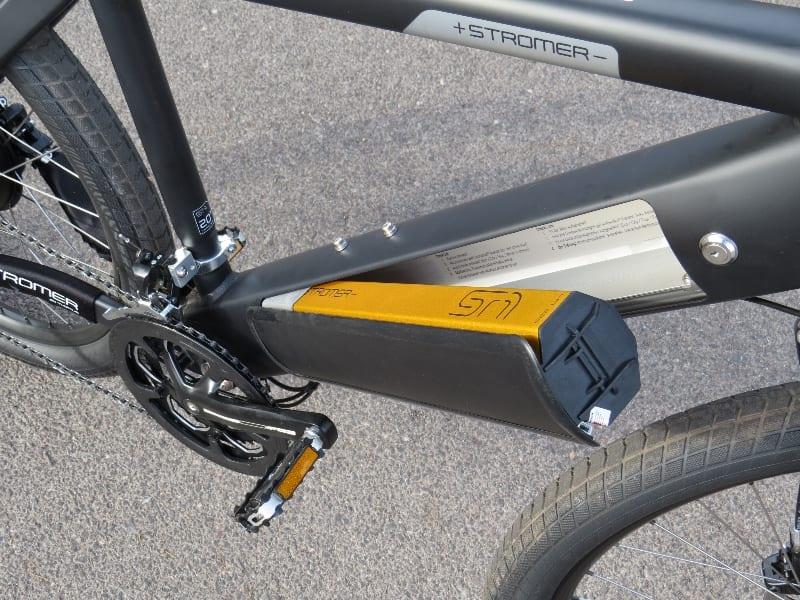 batterie de vélo